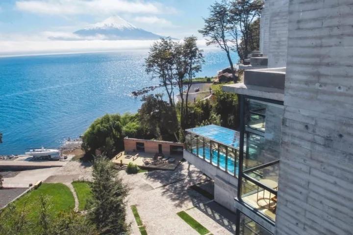 """万漪景观分享-AWA 酒店:与海滩创造""""渗透""""关系"""