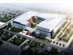 [上海]层层跌落式文体中心及影剧院建筑方案文本(CAD+文本)