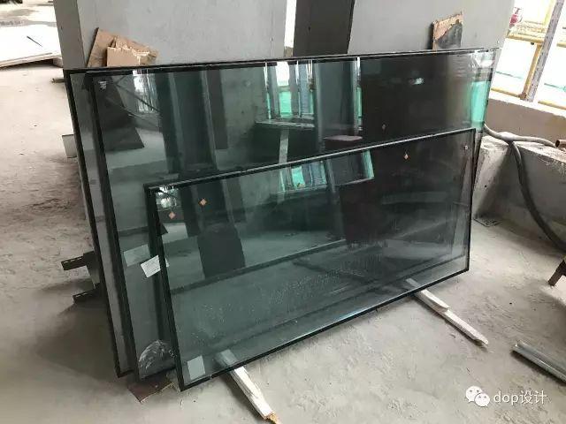 玻璃幕墙与装饰收口问题及施工流程_12