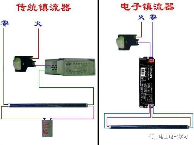 【电工必备】开关照明电机断路器接线图大全非常值得收藏!_32