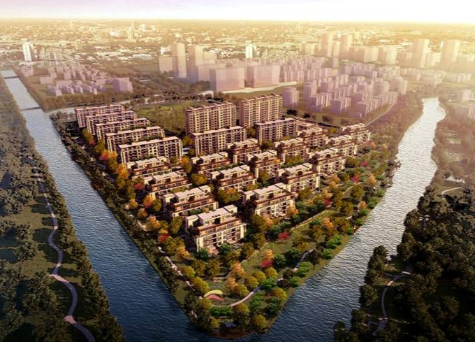 高端住宅项目样板区总结(土建、装修、景观)