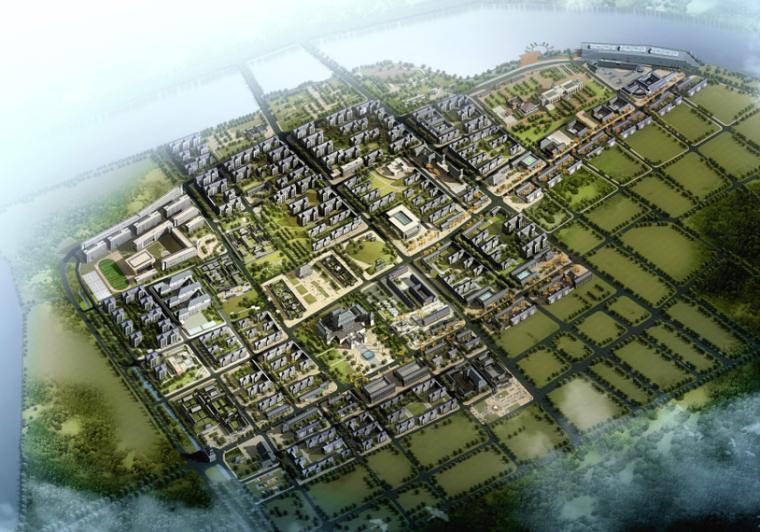 [河南]禹州历史文化名城街区保护规划方案文本(古城规划)