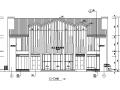[江苏]三层框架结构大型会议办公公用建筑施工图(17年最新图纸)