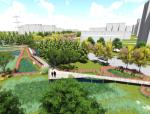 [江苏]滨水休闲绿带生态小游园景观规划设计方案(2016最新)