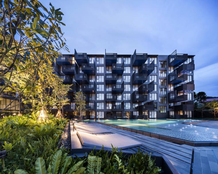 泰国七层公寓-12