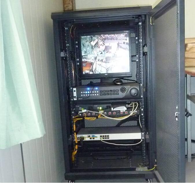 施工现场区域远程监控系统应用工法