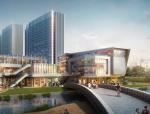 番禺基盛商业中心规划建筑设计