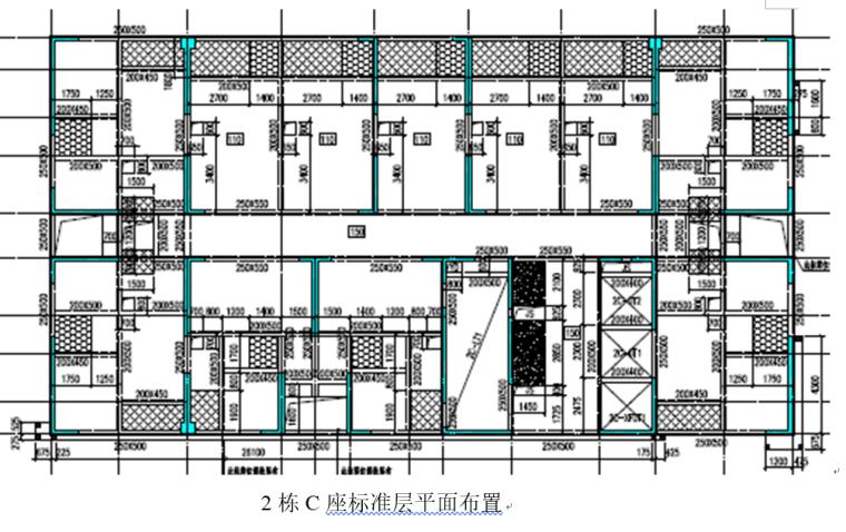 旧村改造项目回迁项目铝模板施工方案