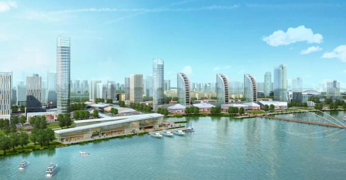 [浙江]综合型滨江生态水岸低碳创新产业城市规划设计方案(2017最新)_5