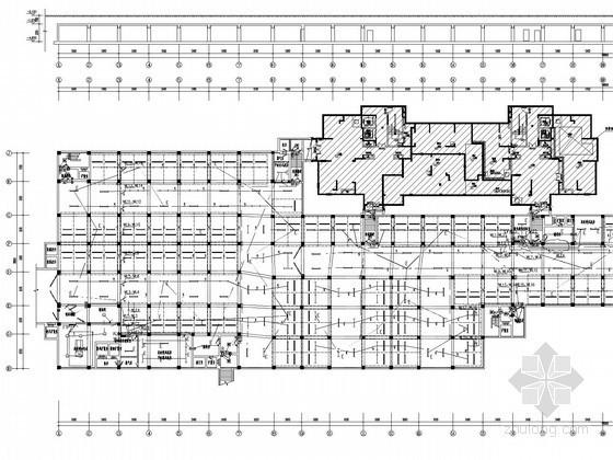 [江苏]高端住宅小区地下室全套电气施工图纸(含安装大样)