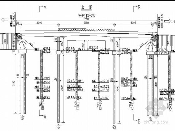 [黑龙江]预应力连续箱梁桥施工图65张