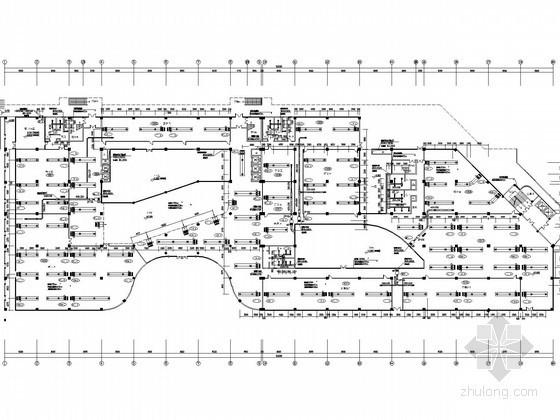 [江苏]厂区工程项目空调及通风排烟系统设计施工图(变流量多联机系统)