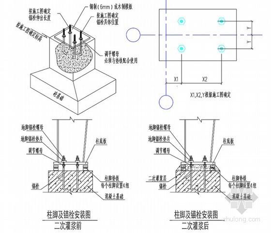 企业编制工业厂房建筑钢结构系统安装施工指导图册(115页 附图丰富)