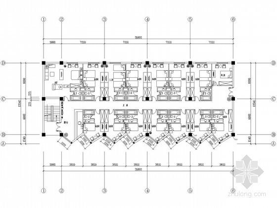[江苏]大型娱乐城宾馆给排水图纸