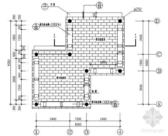 霜亭建筑结构详图-2