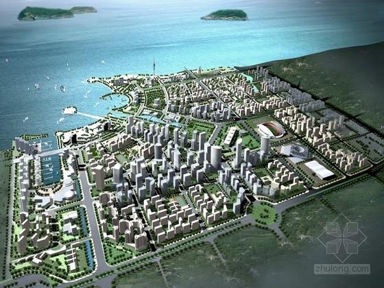 [深圳]大型城市综合体规划及单体设计方案文本(英国知名设计公司)
