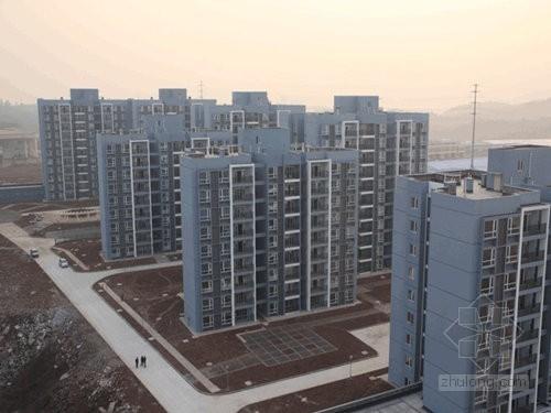 多层住宅群工程监理大纲146页(29栋建筑群、2013年编制)