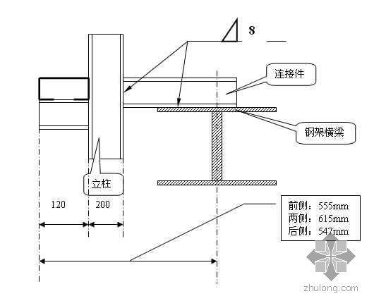 甘肃某电厂4×300MW火力发电机组#3炉紧身封闭施工作业指导书