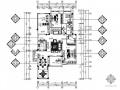 [重庆]中式风格华丽复式样板房装饰图