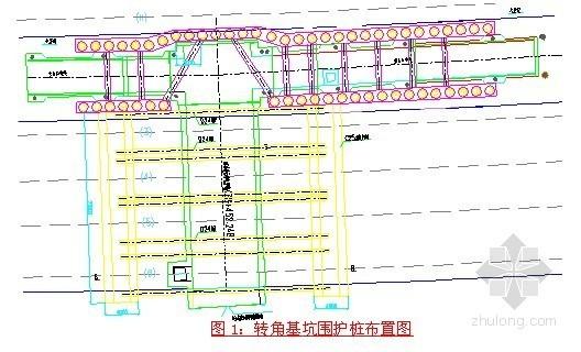 [安徽]铁路站房地下通道深基坑开挖支护施工组织设计