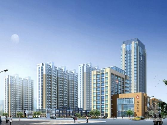 [西宁]某住宅小区方案设计文本(CAD方案+JPG文本+设计说明)