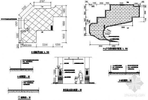 架空层铺装结构图
