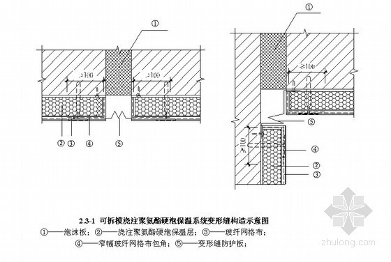 浇注聚氨酯硬泡外墙外保温工程施工工艺