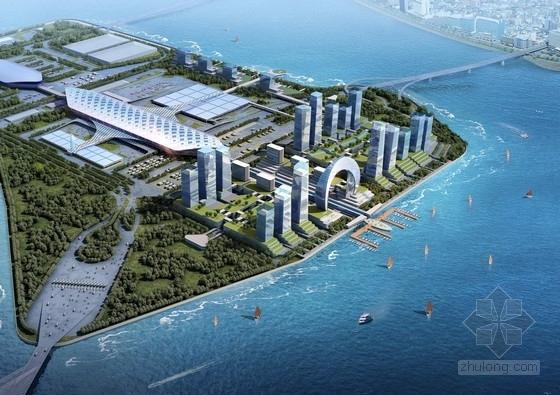 [珠海]大型口岸交通枢纽设计方案文本