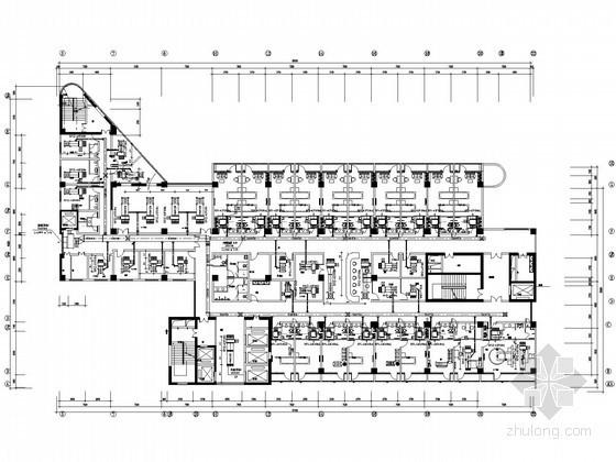 [北京]综合医疗大楼多联机空调系统施工图