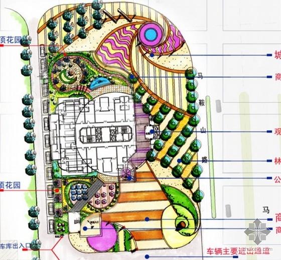 合肥广场景观规划设计