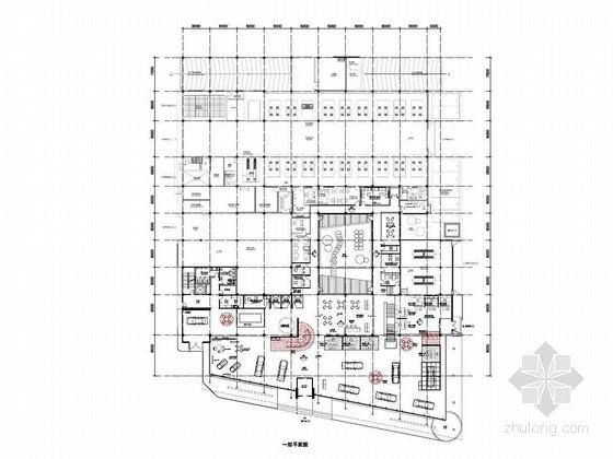 [大连]世界最高档之一汽车品牌现代4S店室内概念方案图