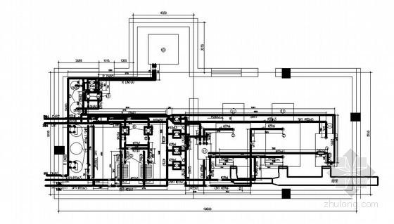 [北京]某小区燃气锅炉房改造工程施工图