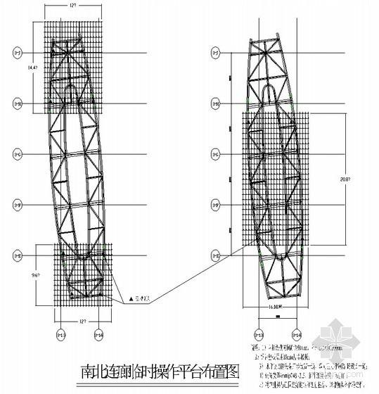 [广州]厂房钢结构连廊吊装施工方案