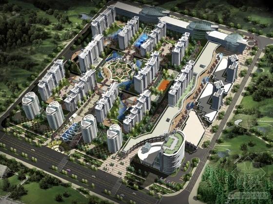 [南京]某小区规划与建筑设计方案