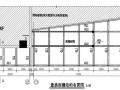 悬挑雨篷钢结构施工图