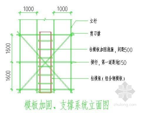 [云南]记者村人工挖孔抗滑桩边坡支护施工方案