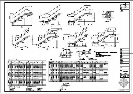 深圳某青妇活动中心办公楼框剪结构设计图