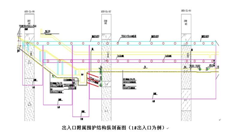 箱型框架结构车站深基坑工程钻孔桩及内支撑支护施工方案