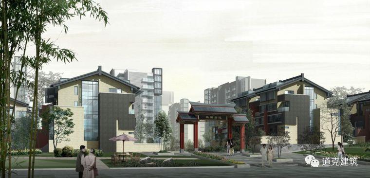 西安尚林苑-传统建筑文化在当代时代背景下的演绎_6