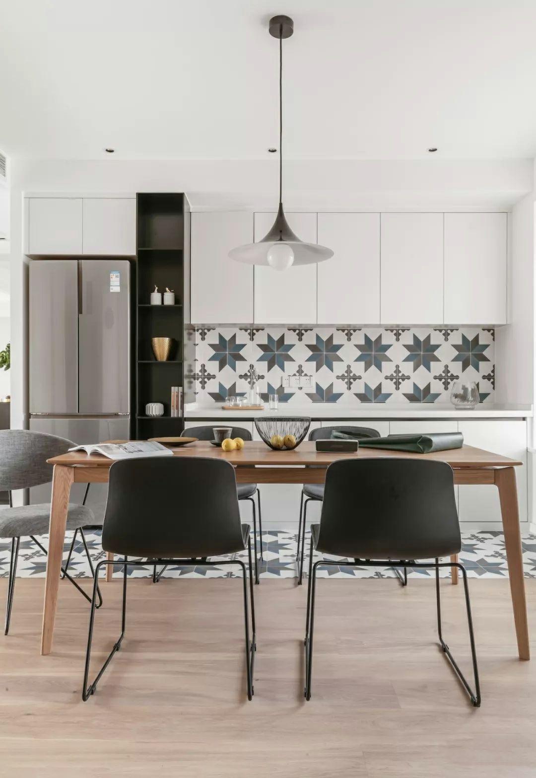 2019流行的花式厨房瓷砖,你都选对了吗?_8