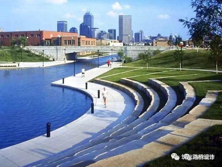 海绵城市理念在城市滨水景观设计中的具体应用_3
