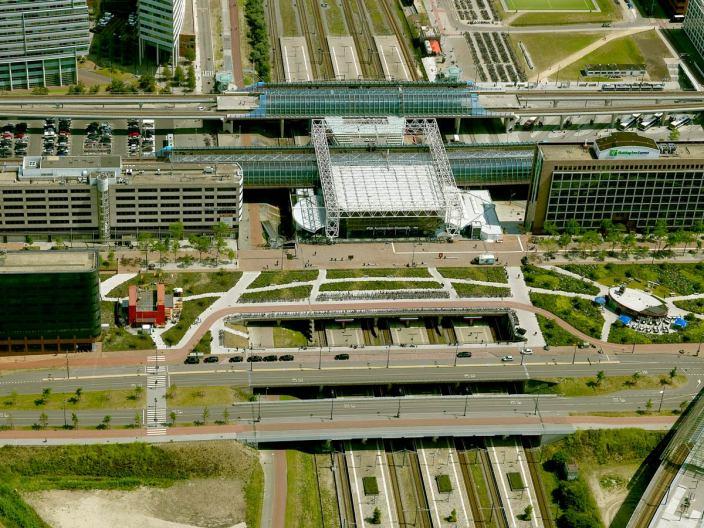 荷兰Orlyplein广场-2