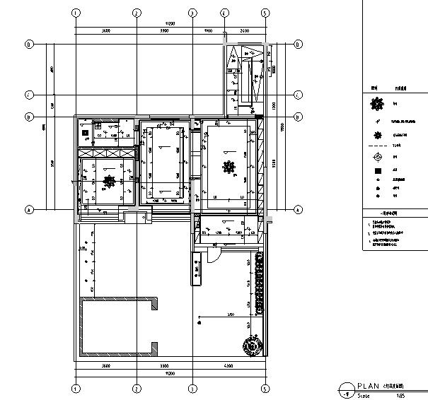 [辽宁]新古典混搭风样板房设计施工图(附效果图)