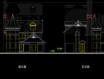 别墅户型施工图