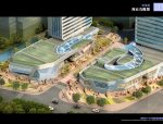 [江苏]高嘉商务广场规划建筑设计