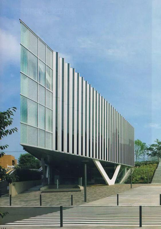 东京工业大学校园建筑+结构三例