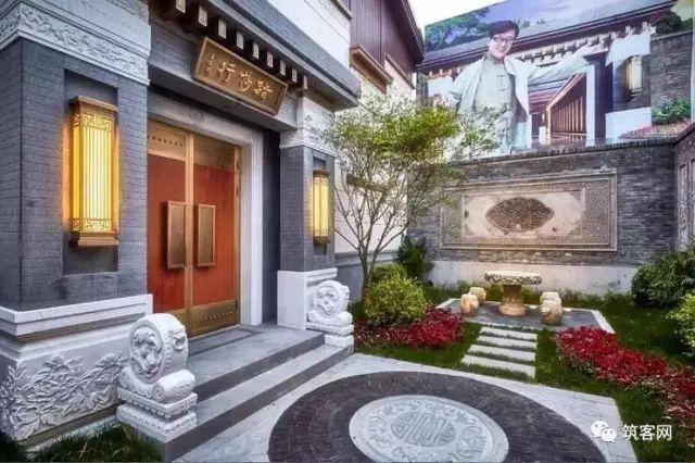 为何中式合院别墅越来越流行?_2