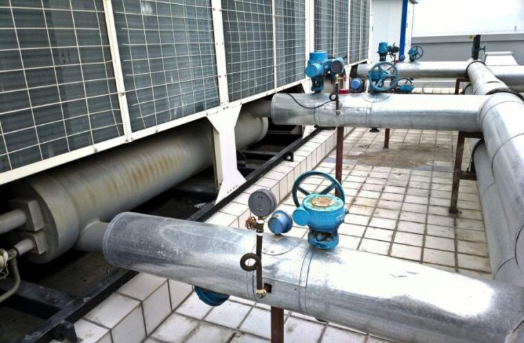 研究、实验、办公楼通风与空调工程施工方案