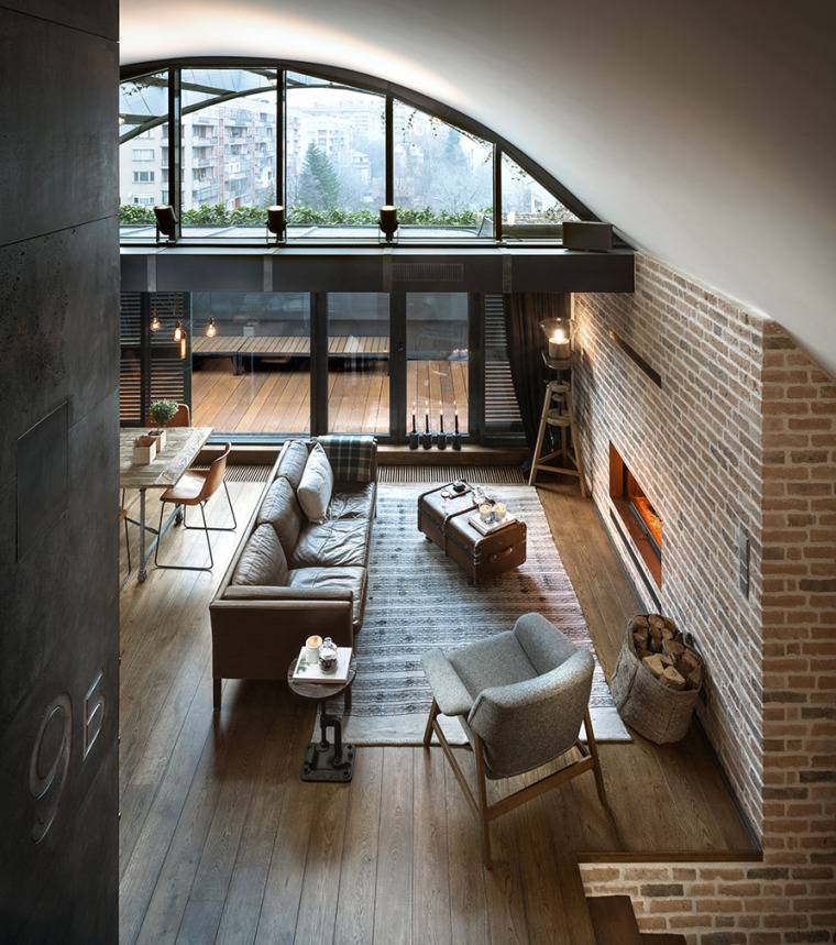 保加利亚阁楼公寓_5