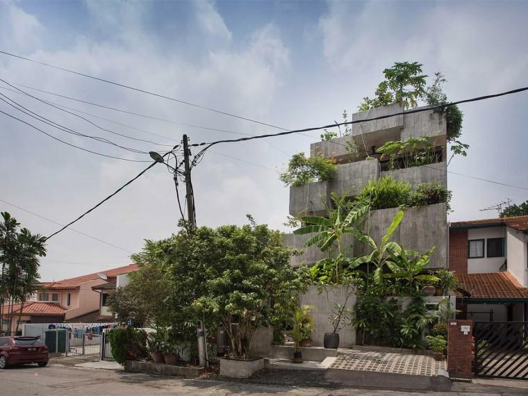 吉隆坡盆栽屋